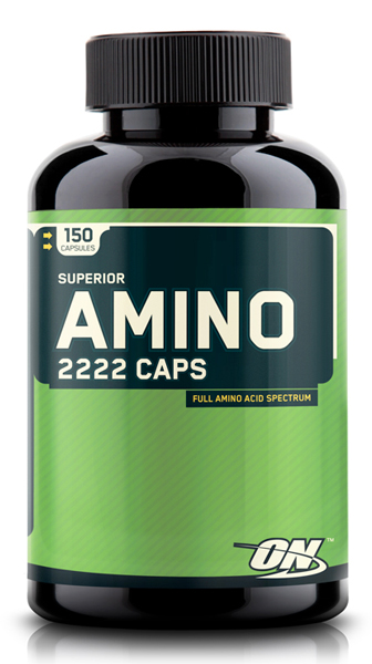 Superior Amino 2222 Softgels 150 капс  в Хабаровске - «Спорт-М»