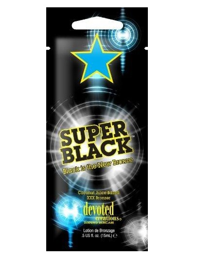 Devoted Creations Super Black 15 мл