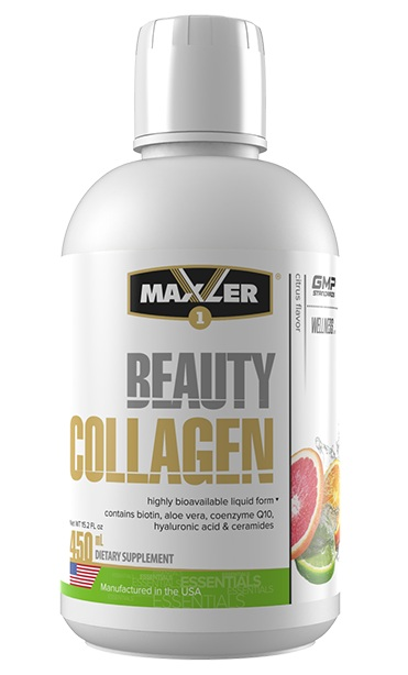 Beauty Collagen 450 мл в Хабаровске - «Спорт-М»