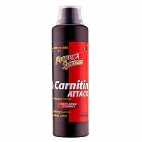 L-Carnitine Guarana Attack 144000 мг 1000 мл