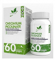 NaturalSupp Chromium Picolinate 60 капс