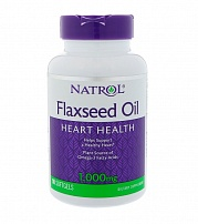 Flax Seed Oil 1000 мг 90 капс