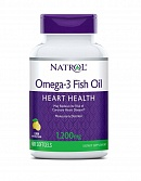 Natrol Omega-3 Fish oil 1000 мг 60 капс
