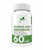 NaturalSupp Womens Multi 60 капс