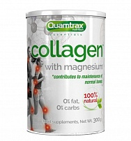 Quamtrax Collagen with magnesium 300 гр