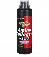 Amino Collagen liquid + BCAA 500 мл