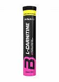 Effervescent L-Carnitine 500 mg 20 таб