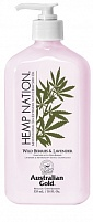 Hemp Nation Willd Berrier & Lavender Body 535 мл