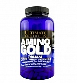 Ultimate Nutrition Amino Gold 1000 мг 250 таб