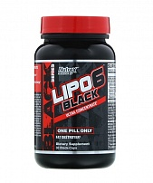 Lipo-6 Black Ultra Concentrate 30 капс