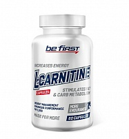 Be First L-carnitine 60 капс