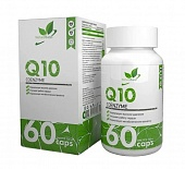 NaturalSupp Q10 Coenzyme 60 капс